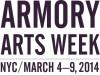 armory arts week 2014