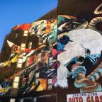 AUDUBON MURAL PROJECT LED BY GALLERY GITLER& IS SPOTLIGHTED
