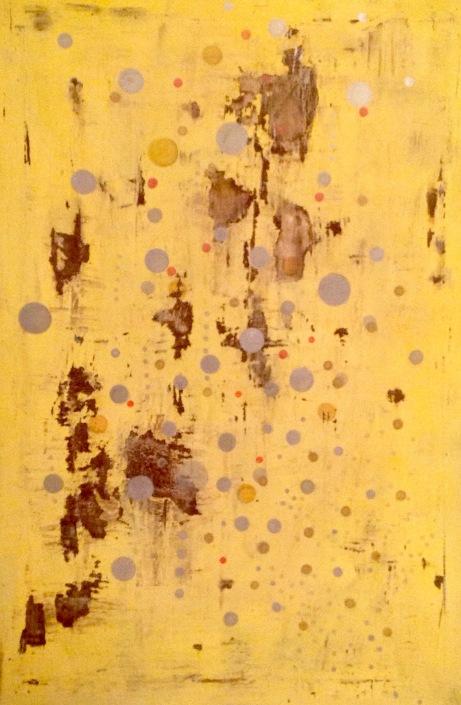 %22Minori=Harvest Love%222016, mixed media on canvas,24%22x36%22.