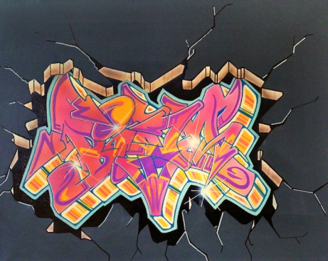 bind-graffiti-on-canvas-fusion-ny
