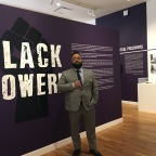 BLACK POWER MOVEMENT AT SCHOMBURG CENTER