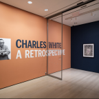 CHARLES WHITE AT MoMA