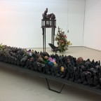 NICK CAVE AT JACK SHAINMAN GALLERY FOR IF A TREE FALLS